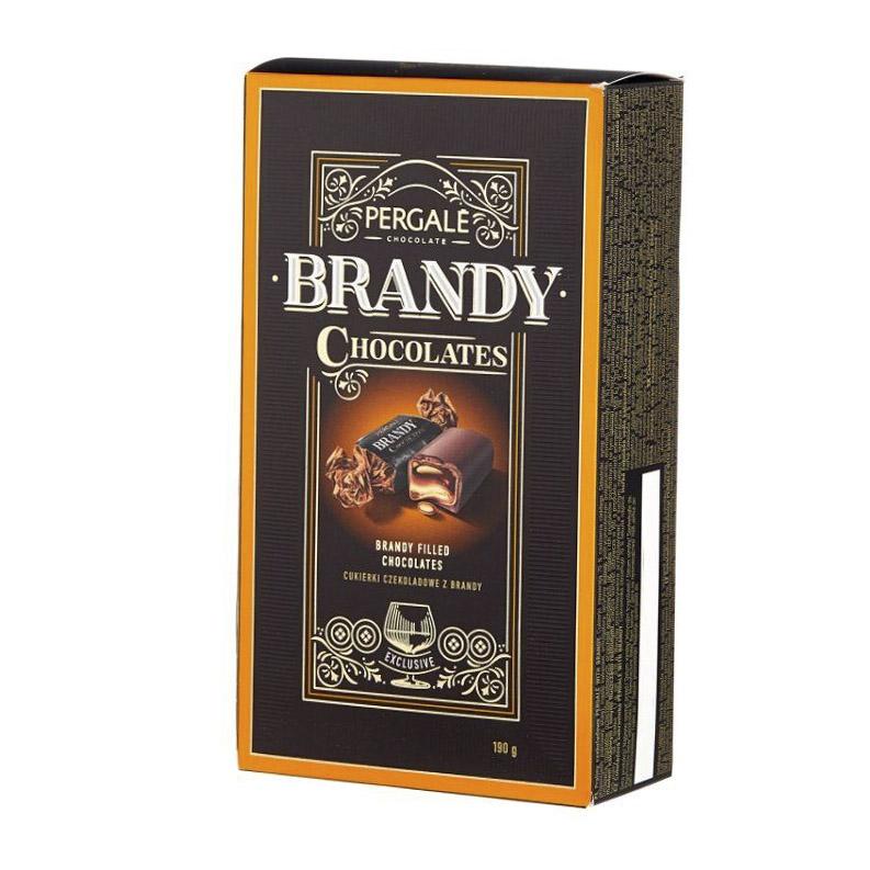 набор конфет pergale liqueur 190 г Набор конфет Pergale Brandy 190 г