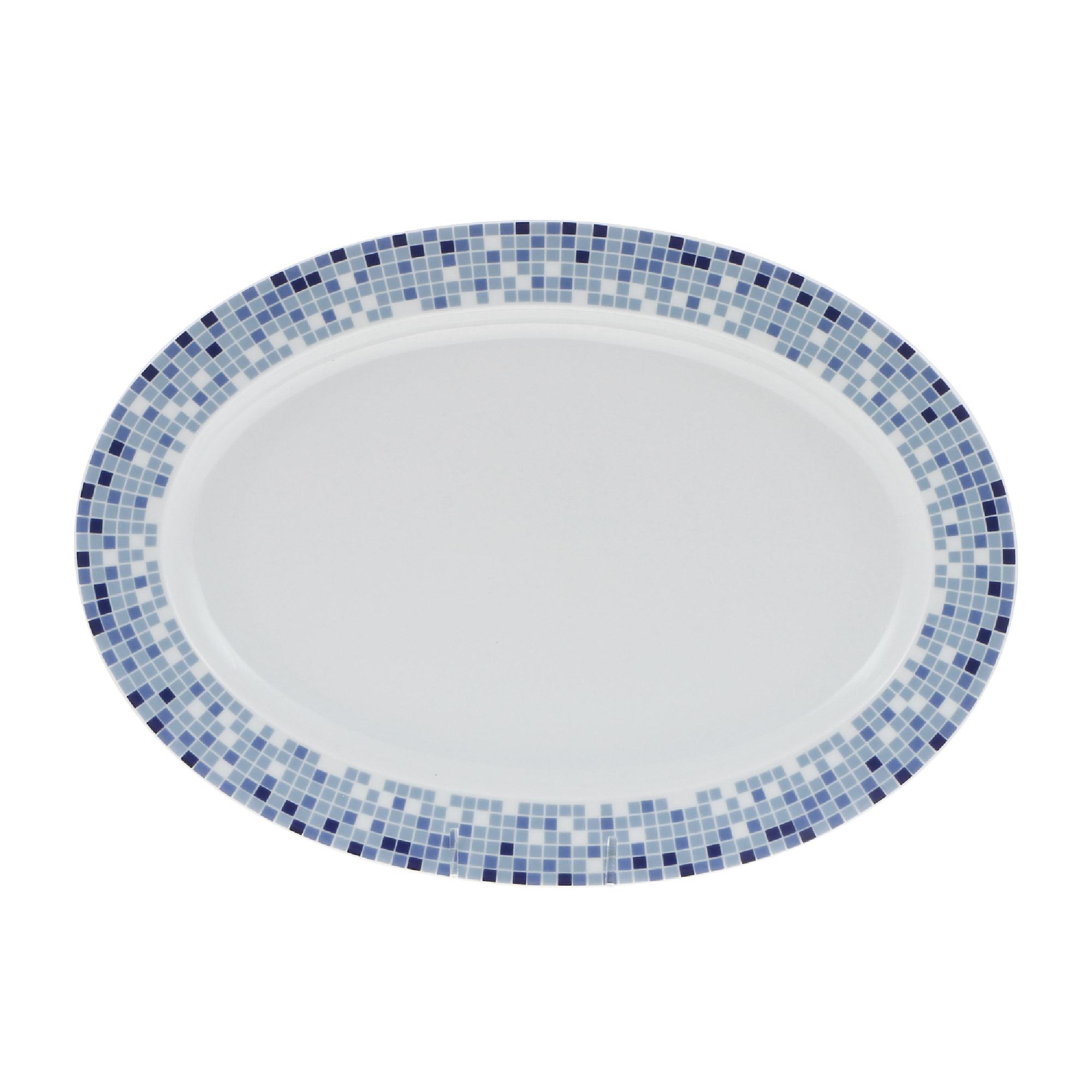 Фото - Блюдо овальное 36 см Thun1794 декор мозаика блюдо овальное 36 см falkenporzellan блюдо овальное 36 см