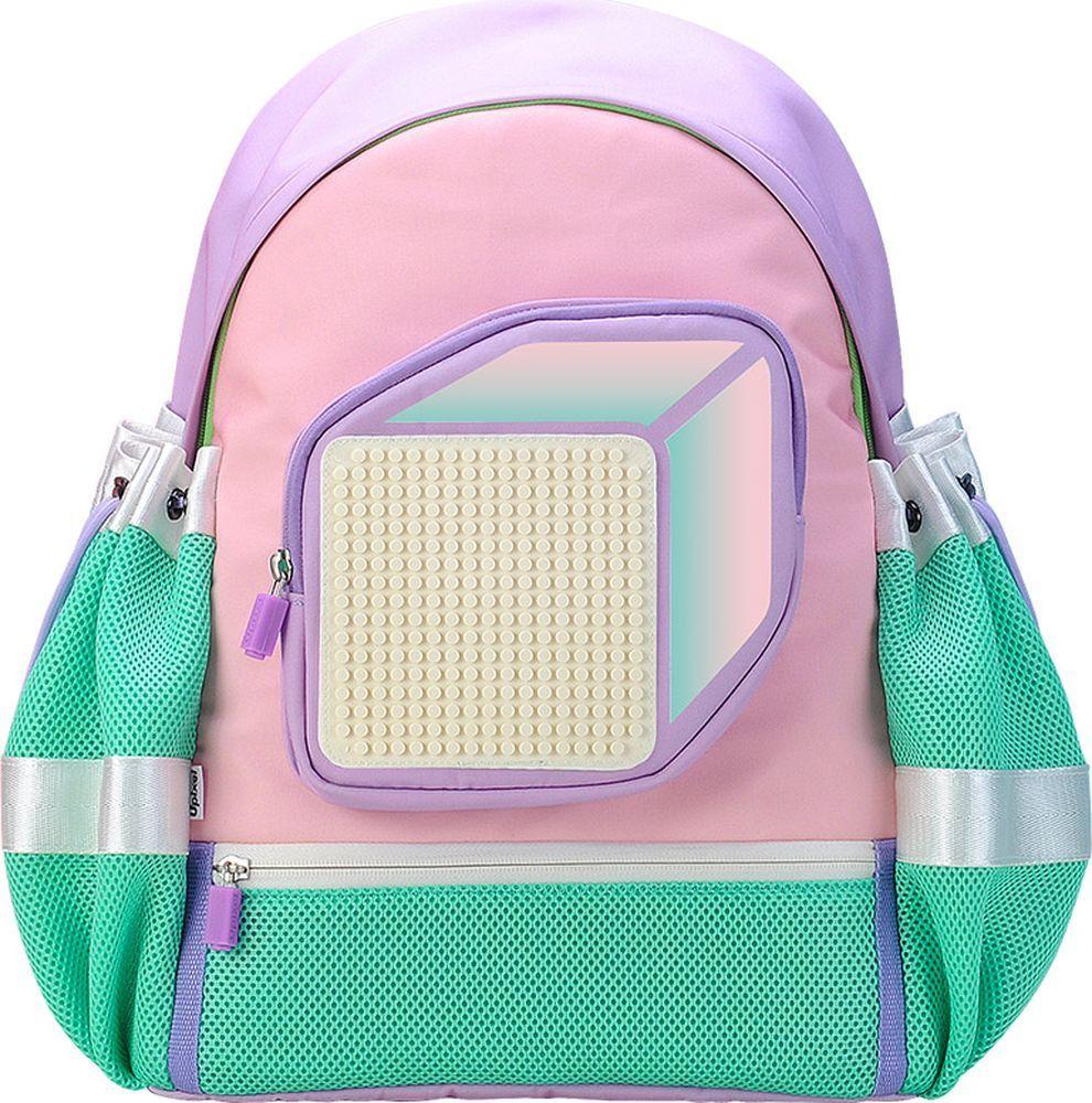 Ранец школьный Upixel Model Answer Розовый школьные рюкзаки upixel школьный ранец u18 13 с принтом