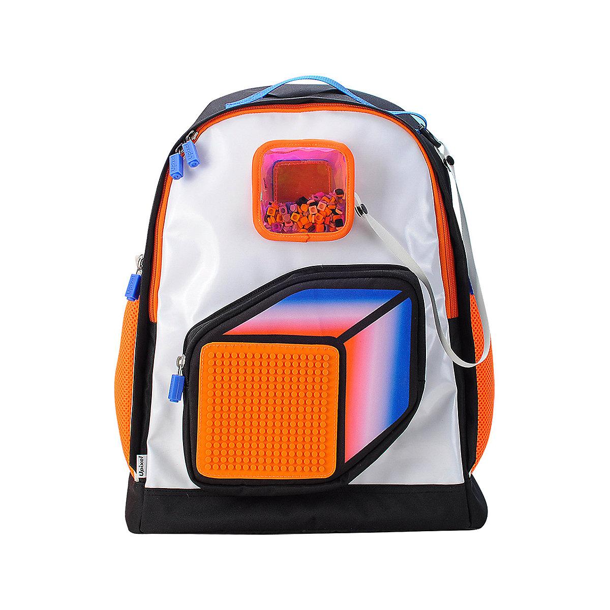 Ранец школьный Upixel Model Answer Оранжевый школьные рюкзаки upixel школьный ранец u18 13 с принтом