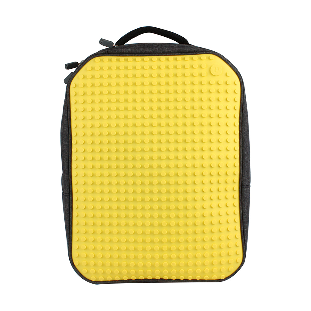 Рюкзак Upixel Canvas classic pixel Backpack WY-A001 Желтый