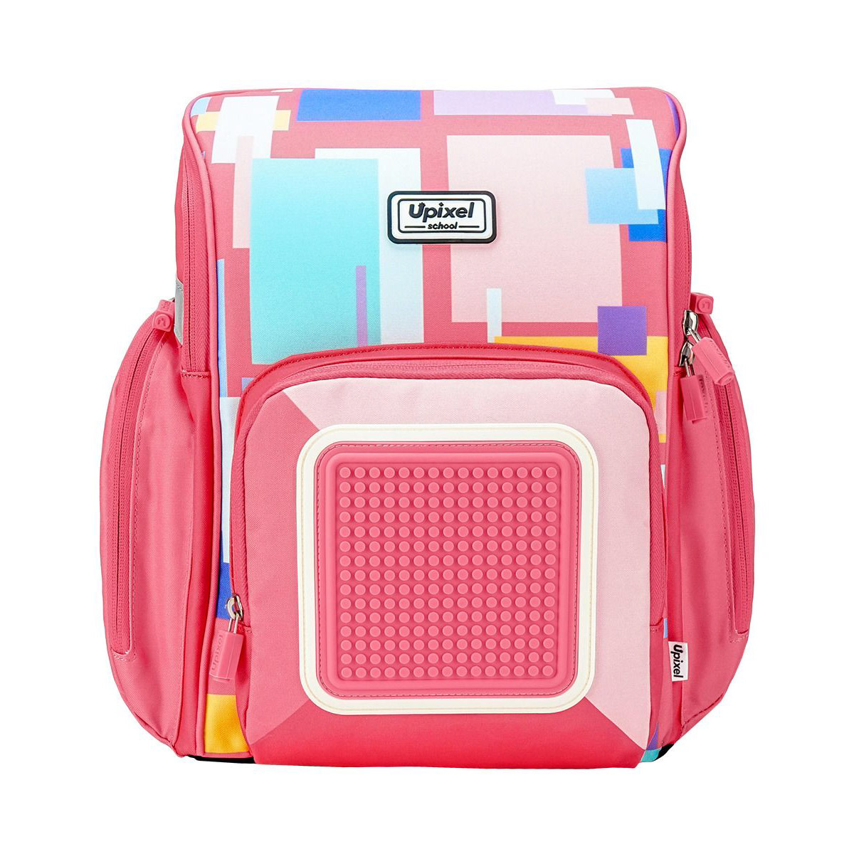 Ранец школьный Pixel WY-U18 Funny Square School Bag