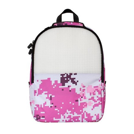 Рюкзак Upixel Camouflage Backpack WY-A021 Розовый