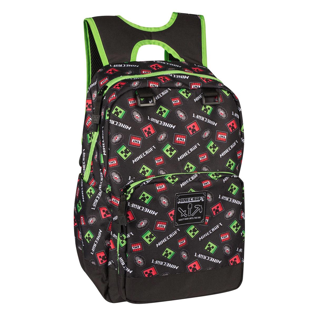 Фото - Рюкзак Minecraft Creeper Scatter школьные рюкзаки minecraft рюкзак creeper scatter