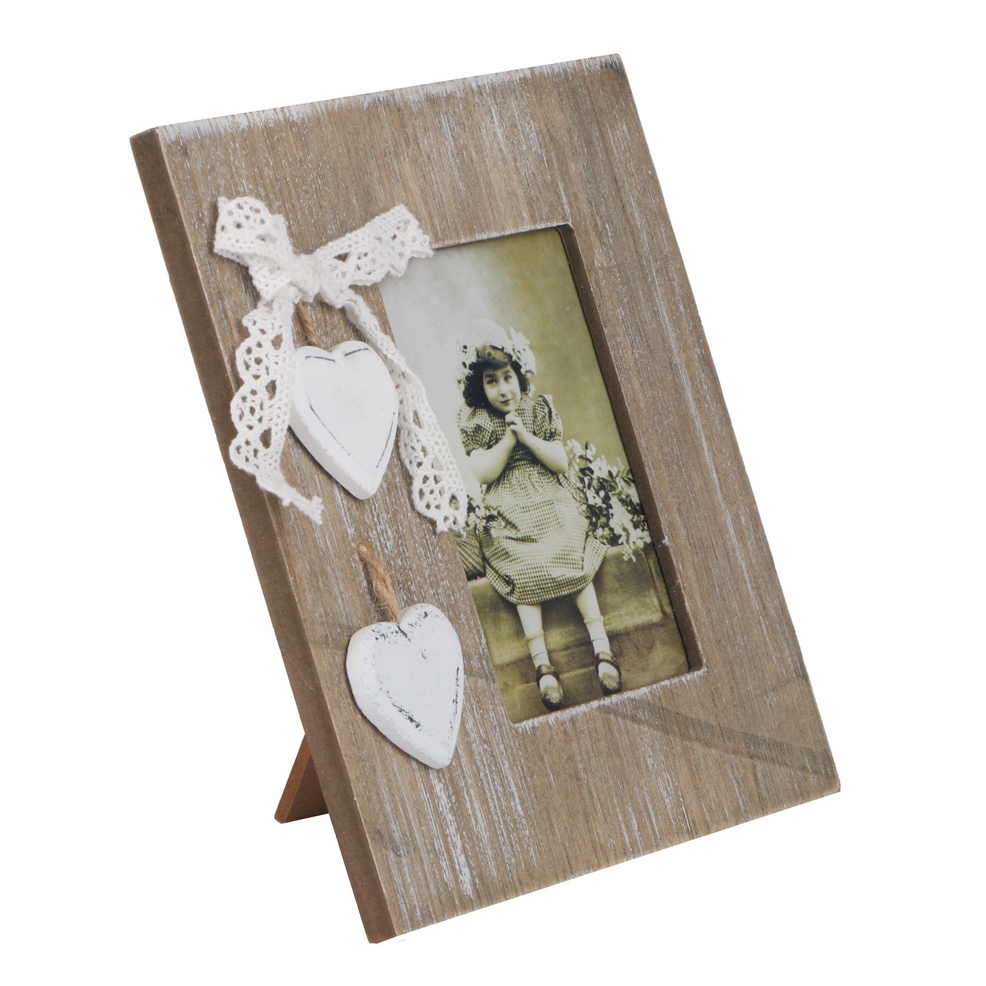 Рамка для фото декоративная Dekor pap деревянная 18х20см рамка для фото arte fiorentino