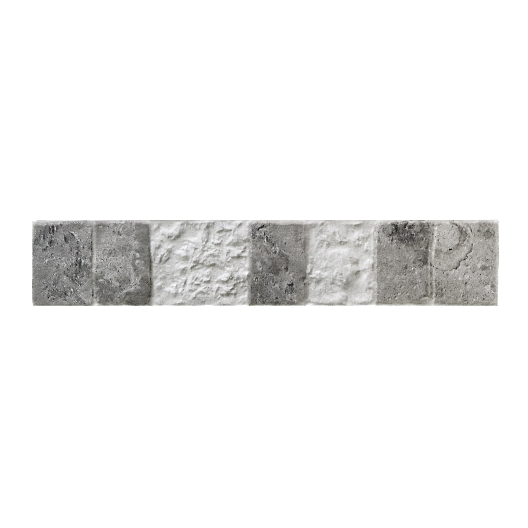 Плитка настенная Oset blend grey 8x44.25 упаковка24