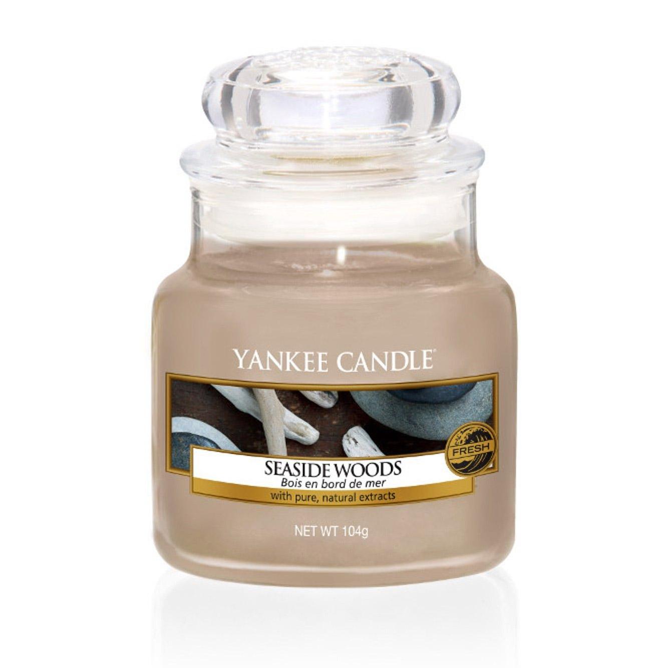 Аромасвеча Yankee Candle Лес на берегу моря 8 см