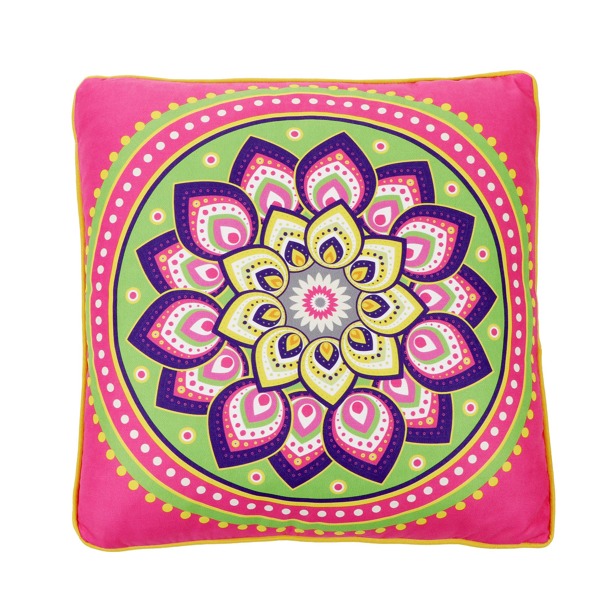 Декоративная подушка 45х45 Indian style
