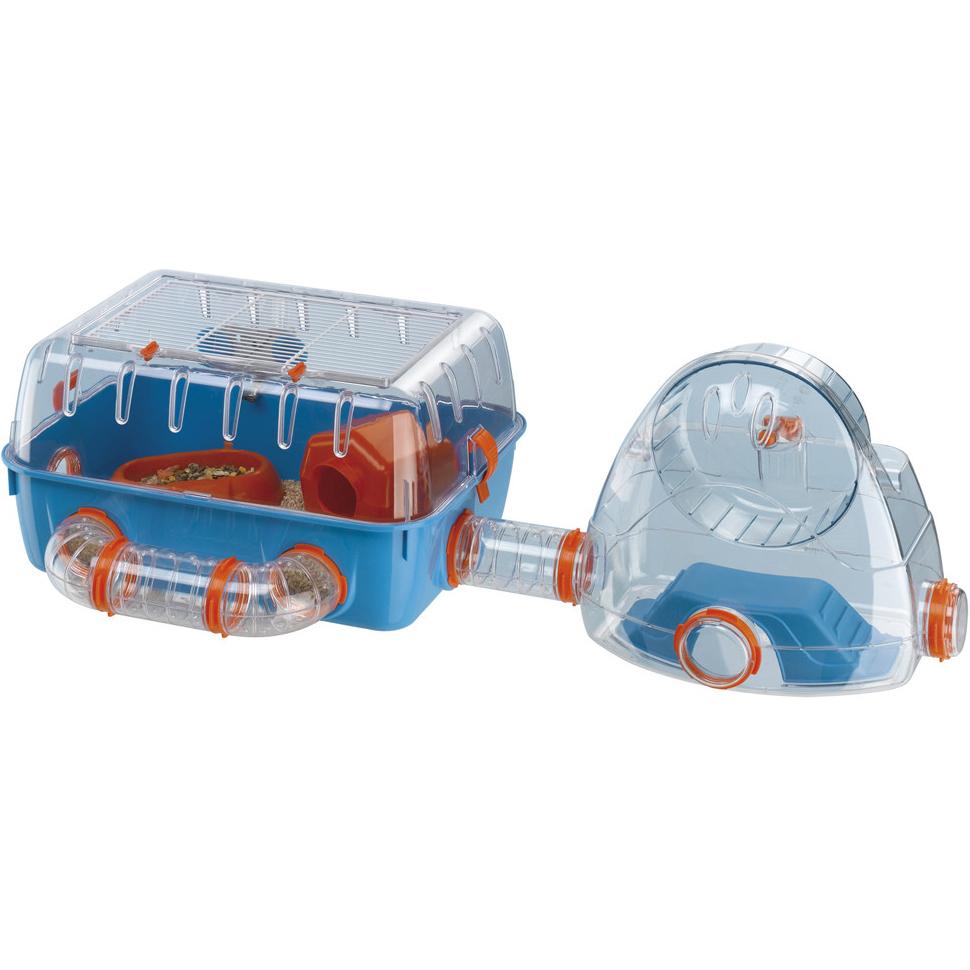 Клетка для грызунов FERPLAST Combi 02 Для хомяков.