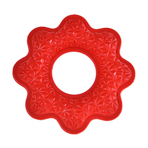 Игрушка для собак Foxie Фрисби красный 16 см