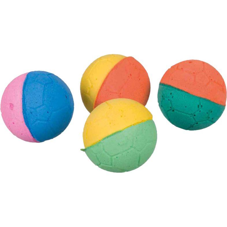 Игрушка для кошек TRIXIE Мягкие шарики ассортимент