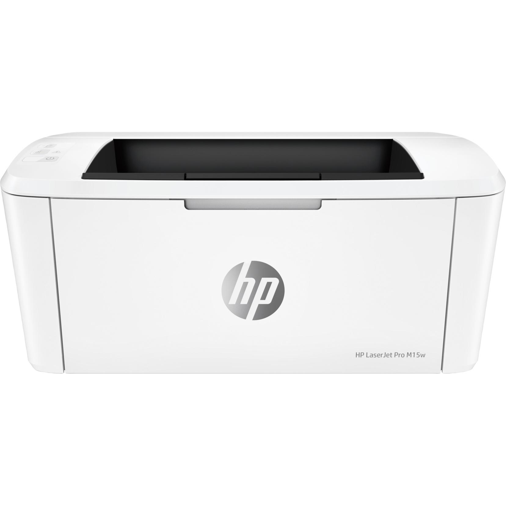 Фото - Принтер HP LaserJet Pro M15w принтер