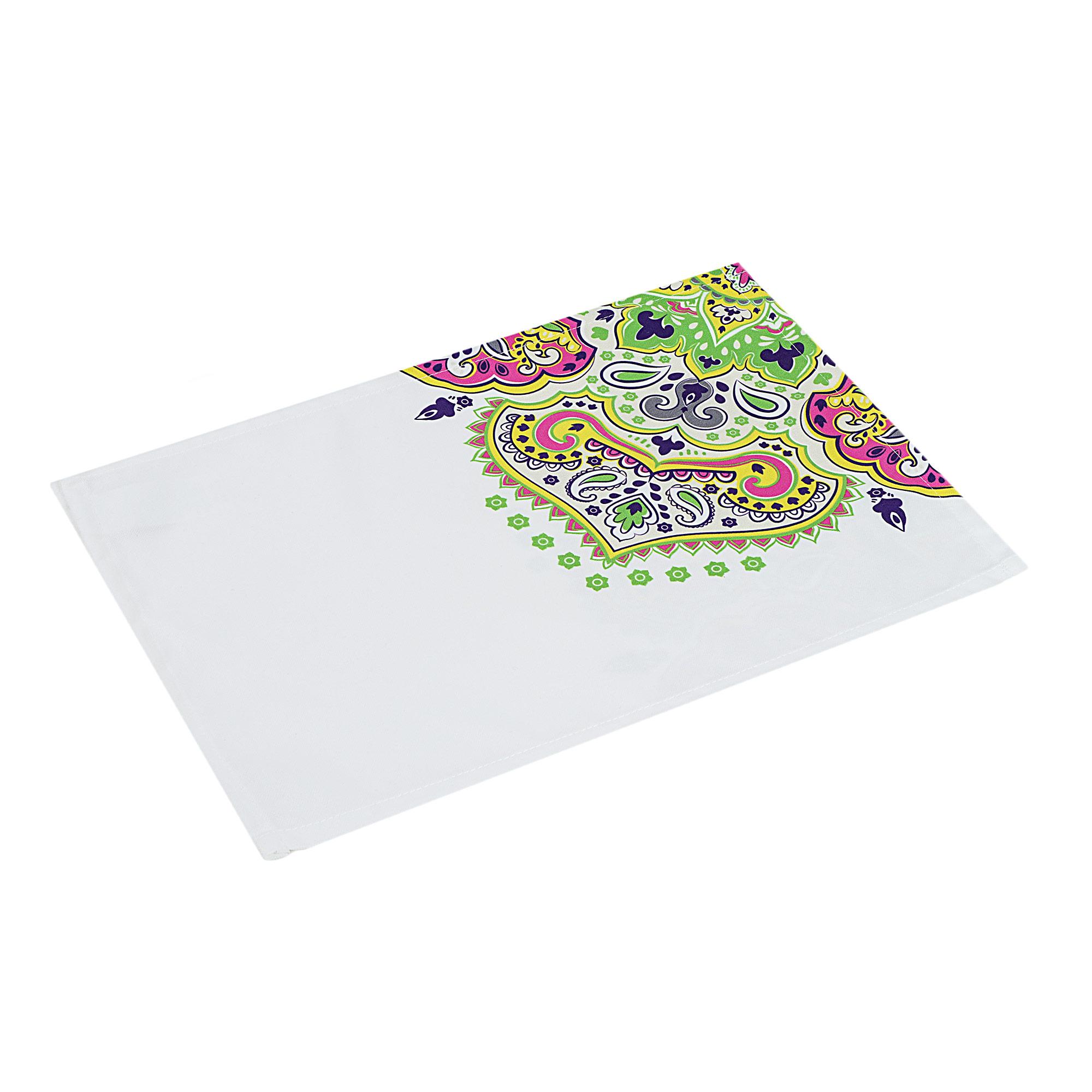 Сервировочная салфетка 33х45 2 шт Indian style