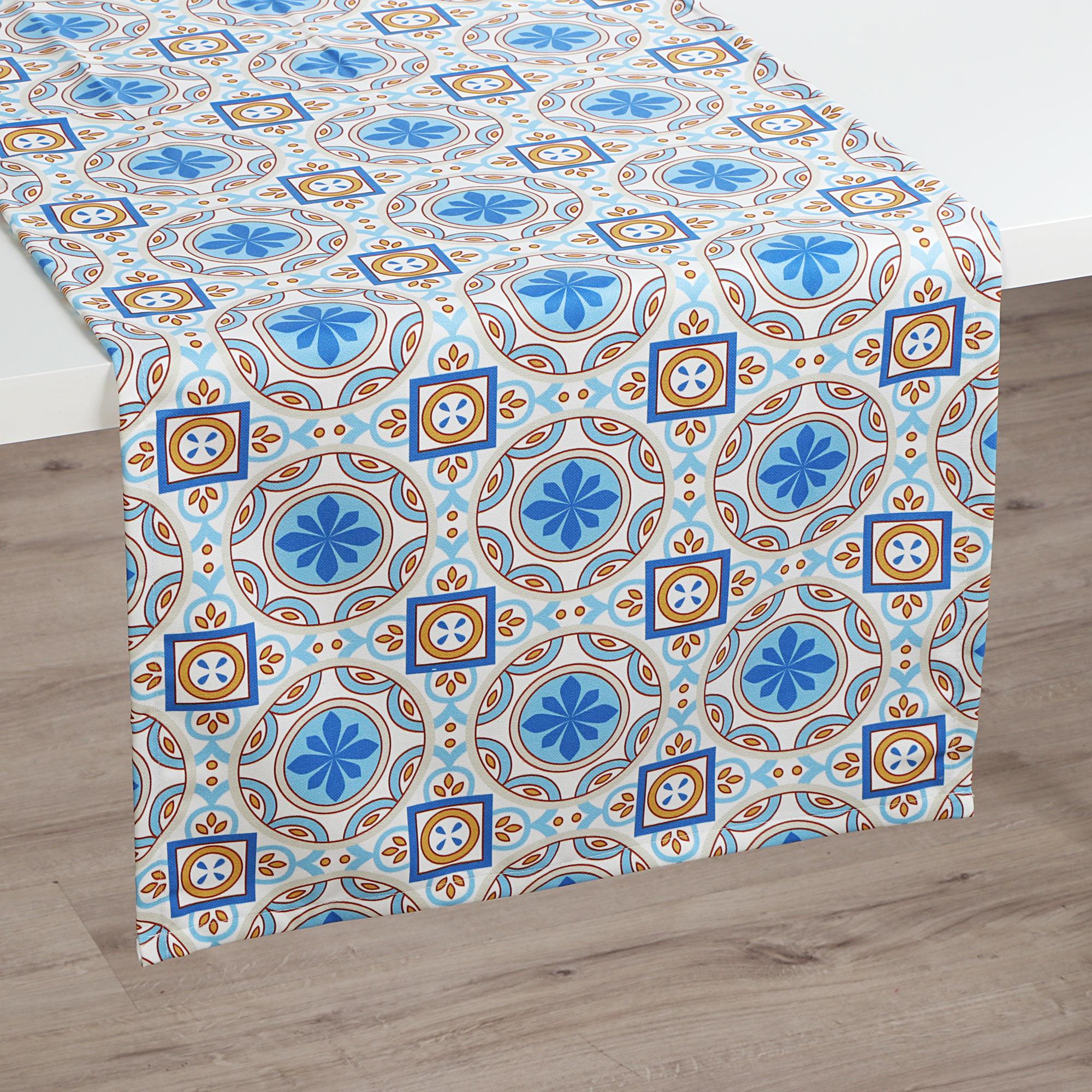 Дорожка для стола 45х140 Morocco style
