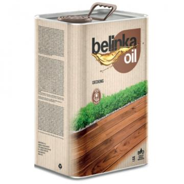 Масло для наружных работ Belinka №205 серый 2.5л. фото