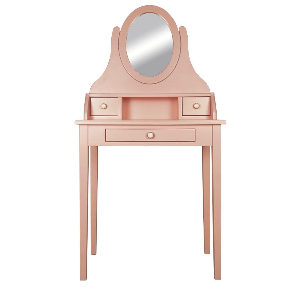 Туалетный столик с Зеркалом Этажерка Adelina DM1038ETGR