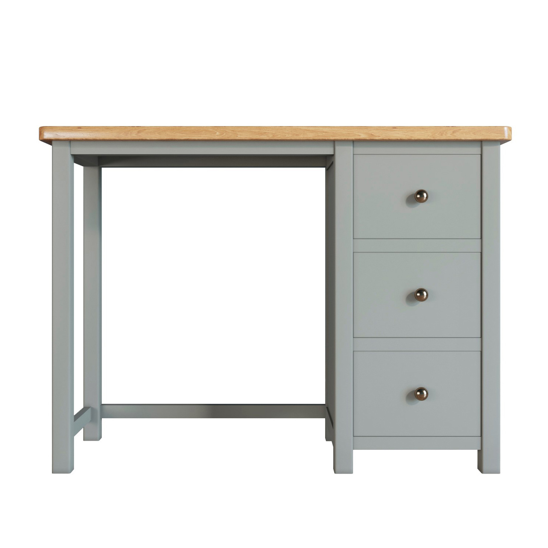 Малый рабочий стол Этажерка Jules Verne серый JV48ETGG