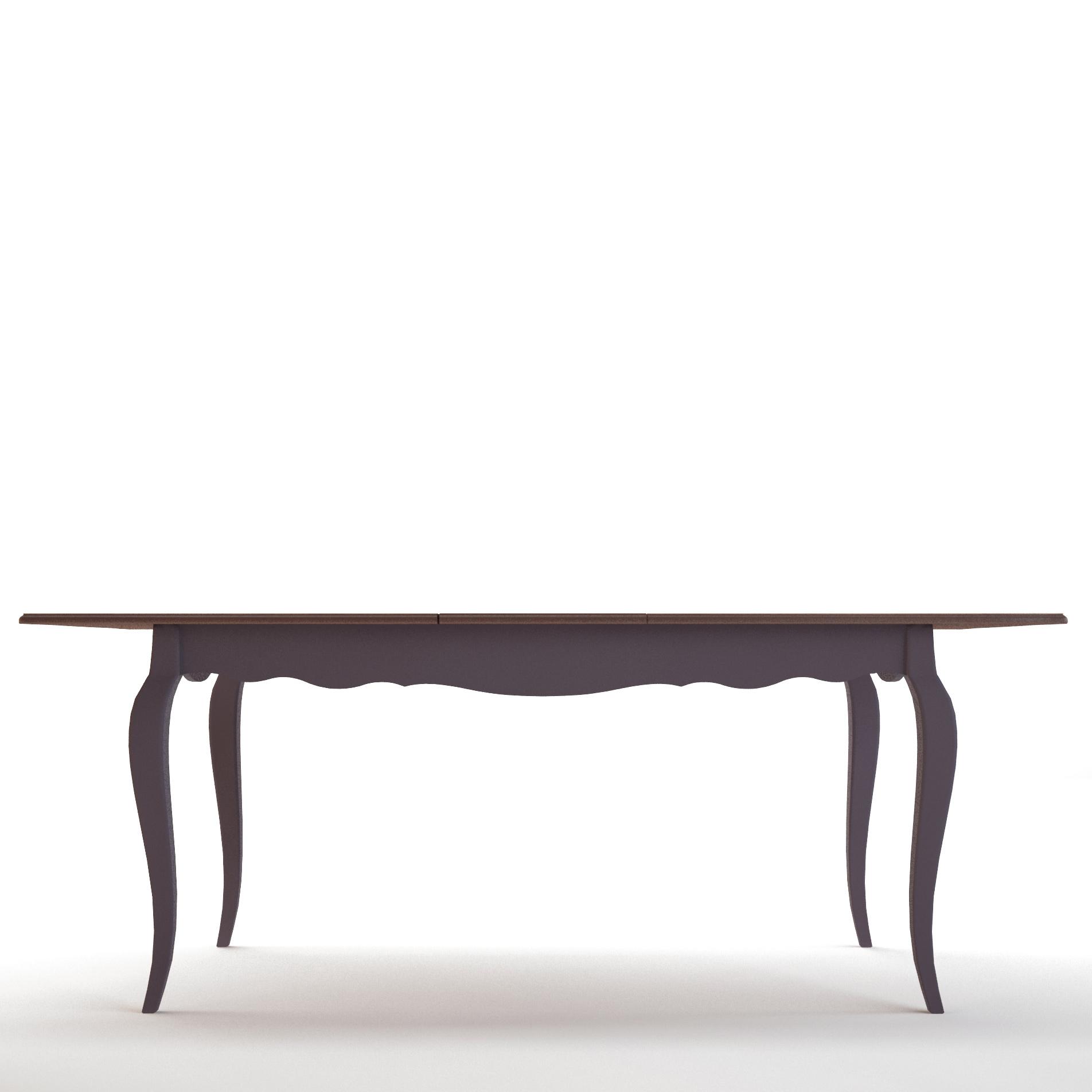 Стол обеденный Этажерка Leontina раскладной ST9338L