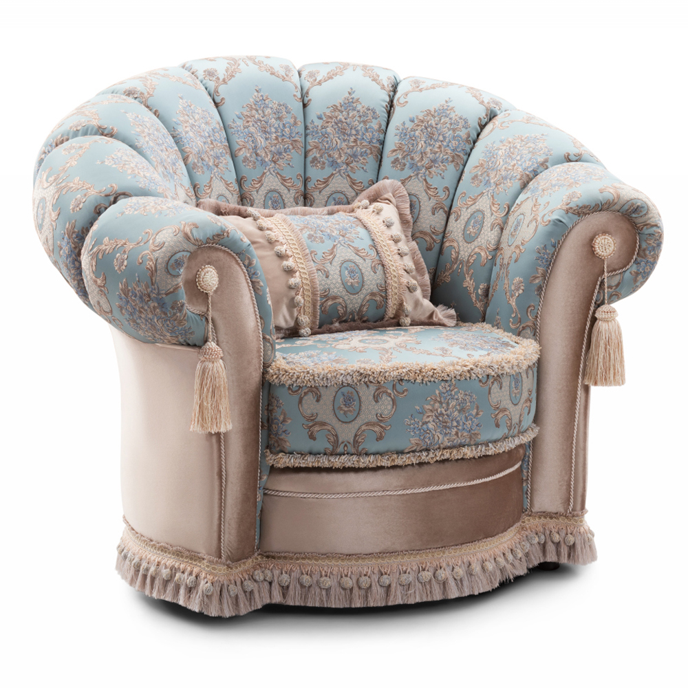 Кресло Glasar Луиза 110х100 см фото