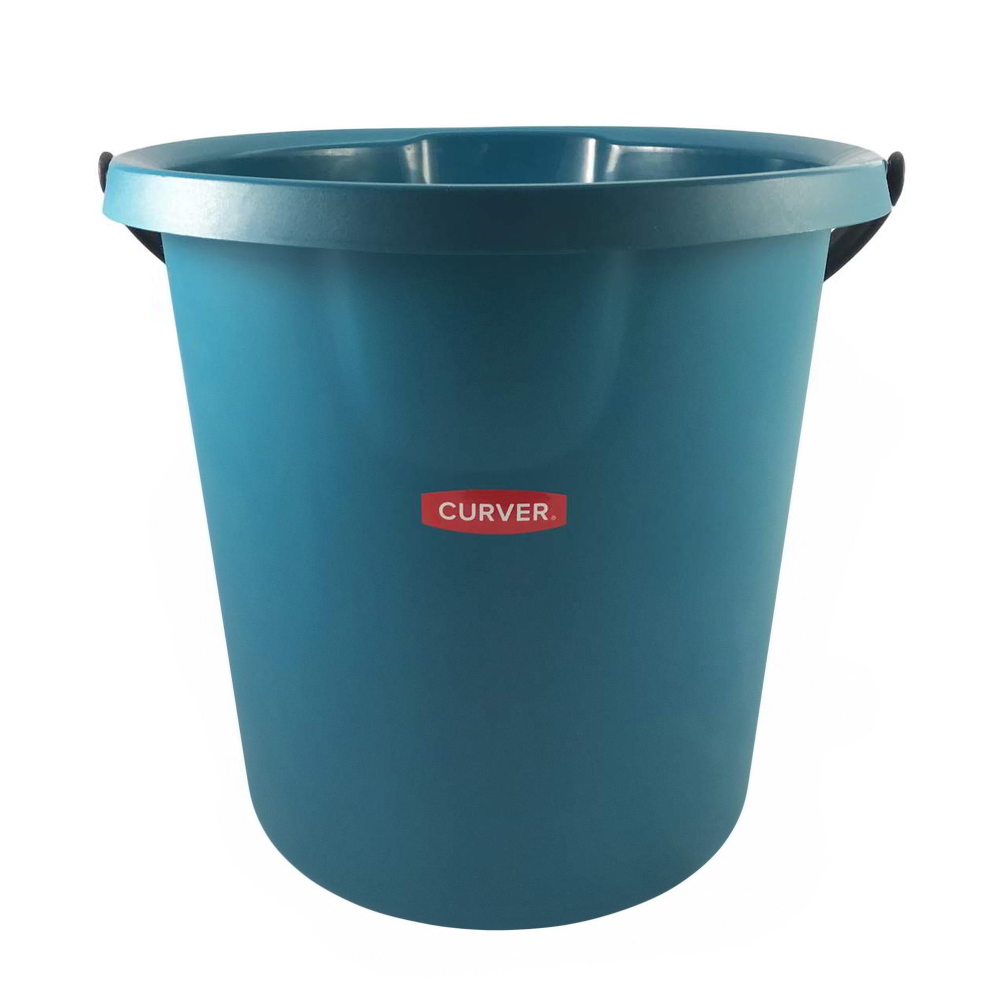 Ведро Curver essentials 10 л голубое