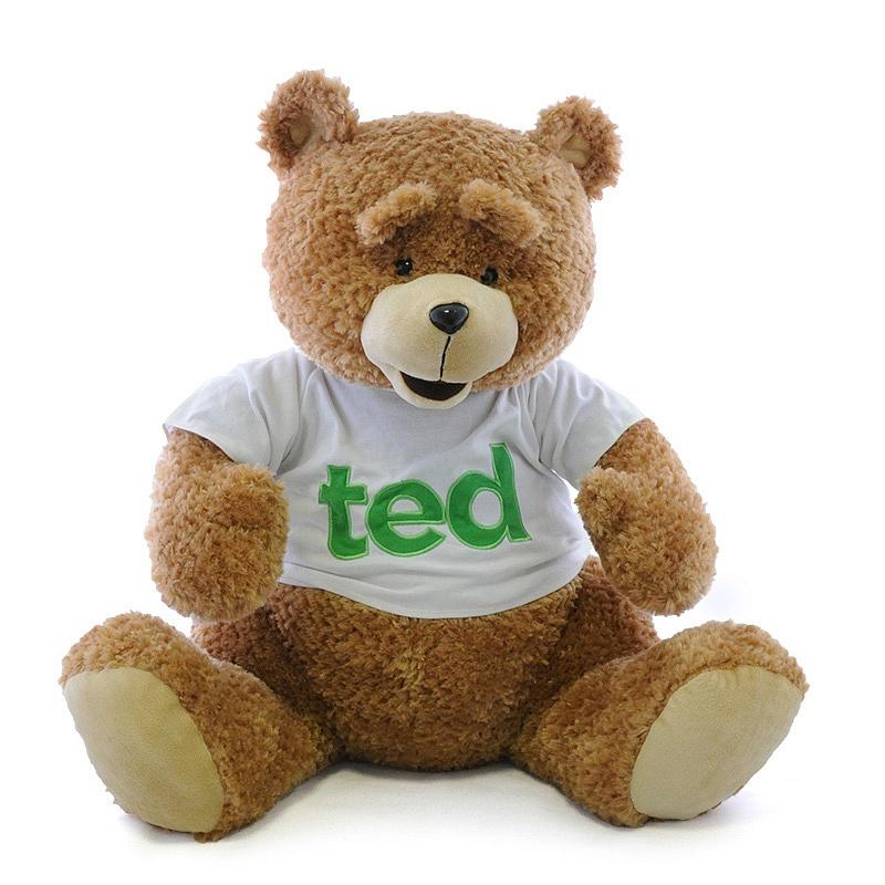 Мягкая игрушка Maxitoys Мишка Тед 65 см
