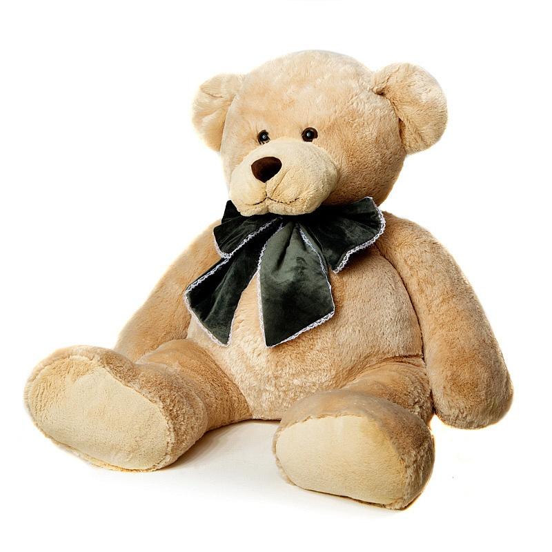 Мягкая игрушка Maxitoys Мишка Сани 50 см игрушка мягкая maxitoys курочка балерина 22см mt tsa 8327 22