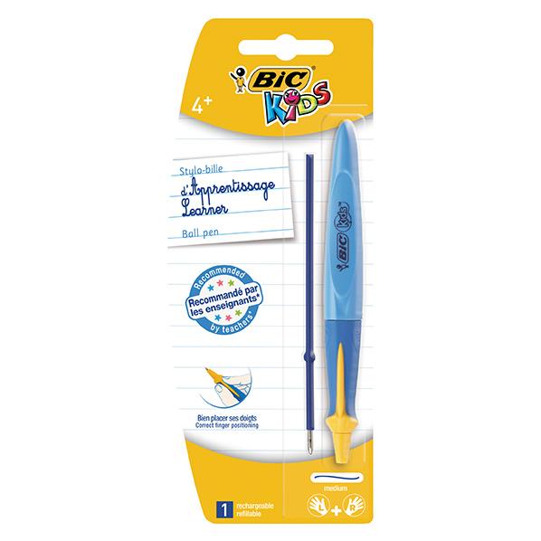 Ручка с дополнительным стержнем BIC KIDS.
