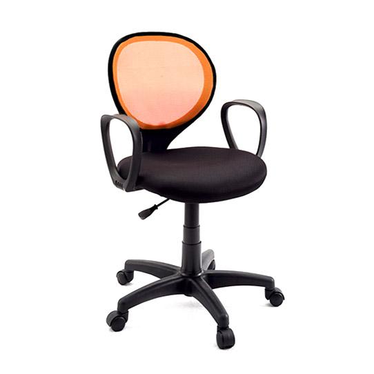 Кресло Dikline KD30-14 оранжевый фото