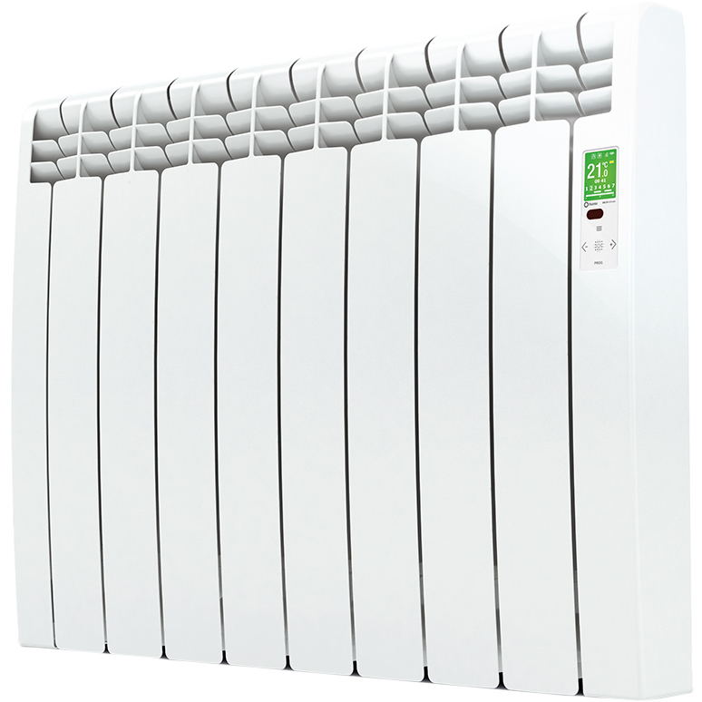 Радиатор Rointe D Series DEW0990RAD Белый 8 секций