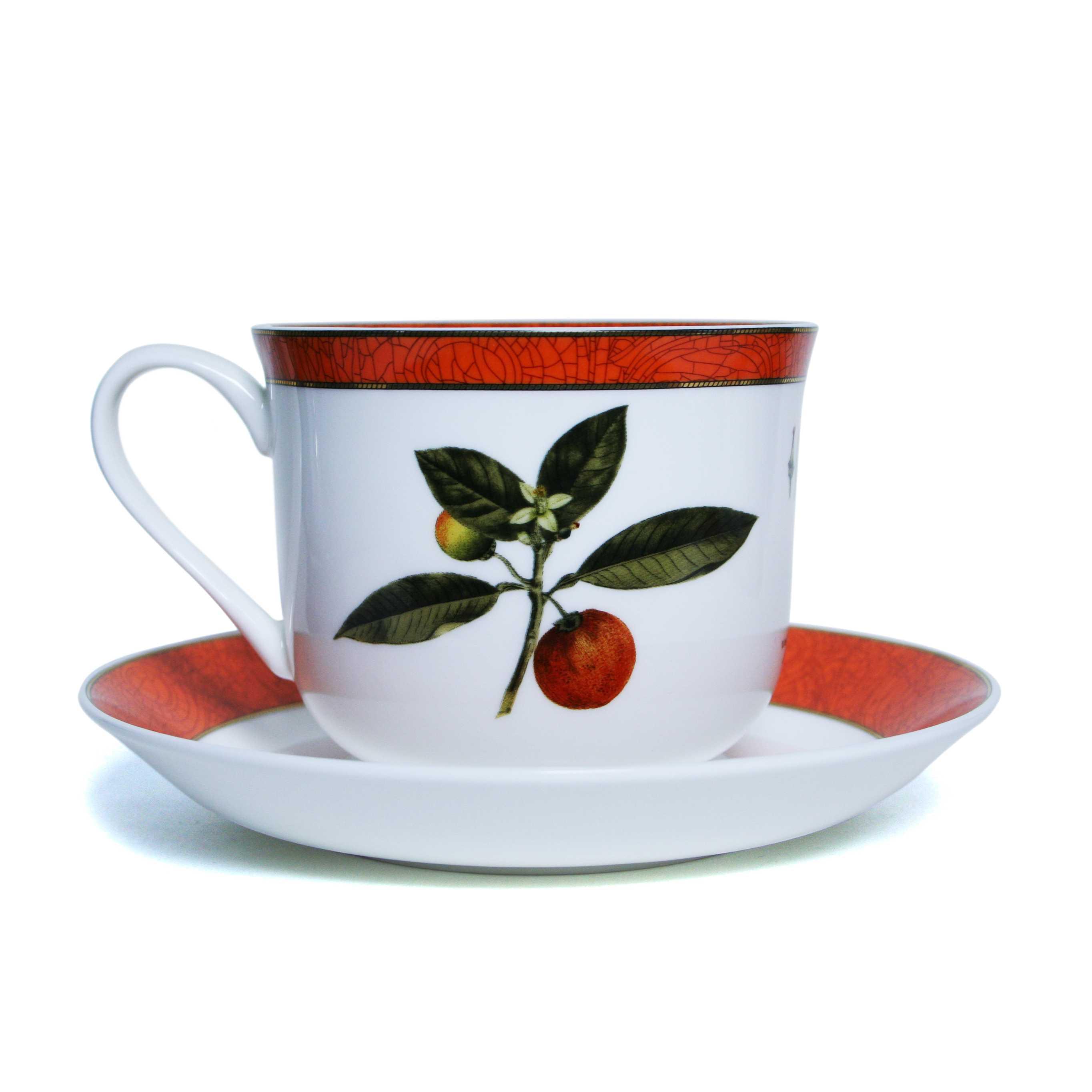 Фото - Пара чайная PrioritY Дыхание Прованса Апельсин 480 мл пара чайная priority дыхание прованса вишня 480 мл