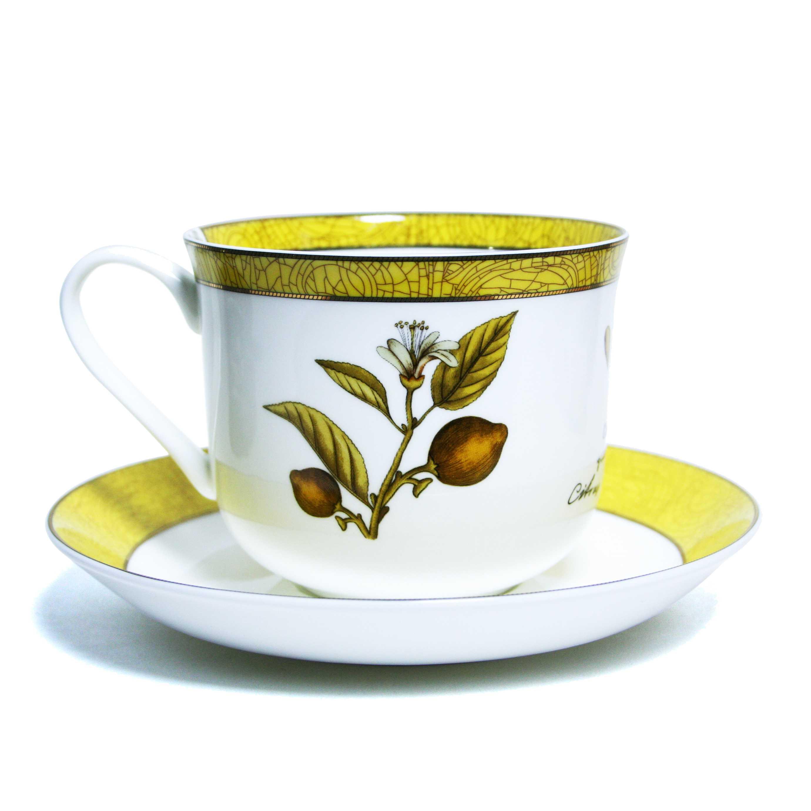 Фото - Пара чайная PrioritY Дыхание Прованса Лимон 480 мл пара чайная priority дыхание прованса вишня 480 мл