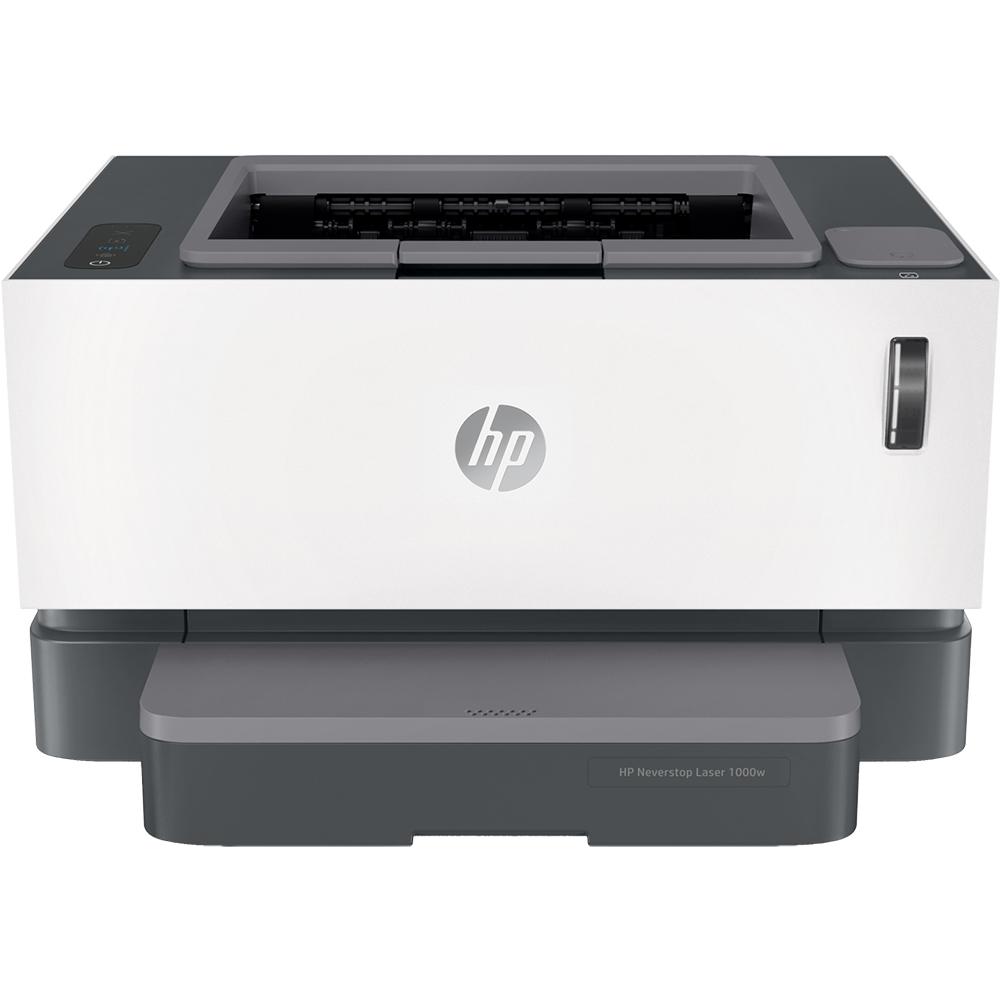 Фото - МФУ HP Neverstop Laser 1000w принтер лазерный hp neverstop laser 1000w a4 wifi 4ry23a