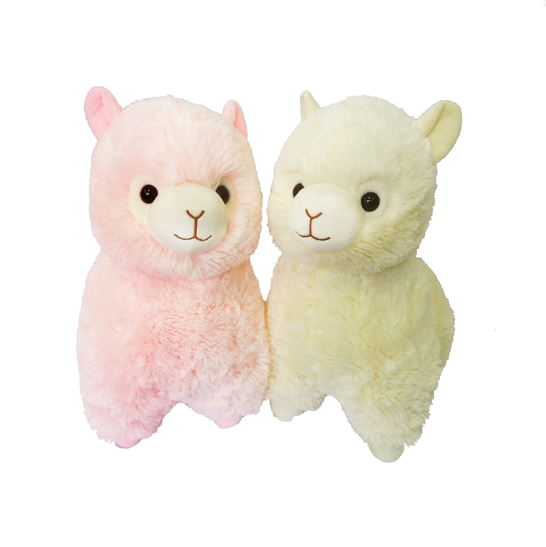 Игрушка мягкая альпака Dream makers/fancy мягкая игрушка fancy гламурная альпака белая 31 см
