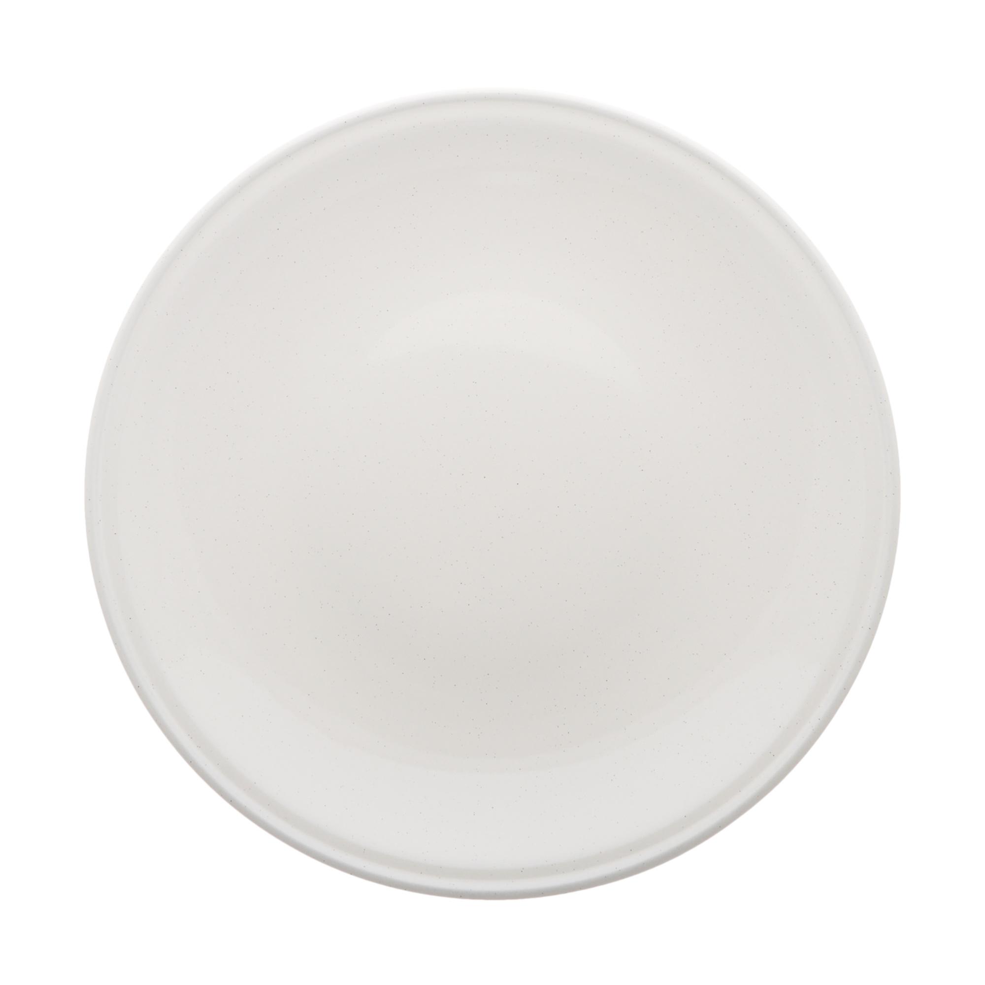 Тарелка обеденная 26см Tognana Siena белая фото