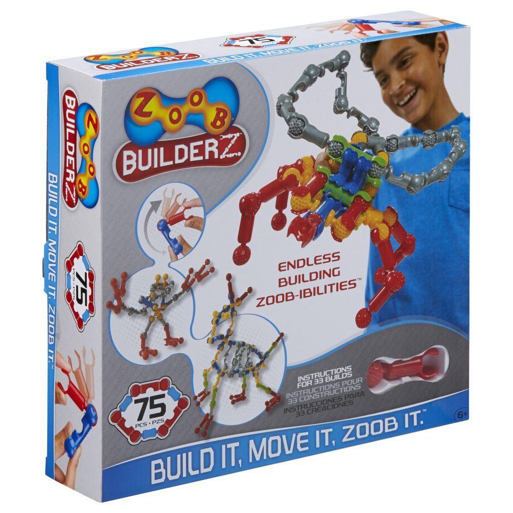 Конструктор ZOOB Builder-Z 0Z11075 фото