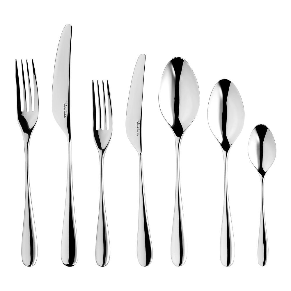 Фото - Набор столовых приборов Robert Welch Arden Bright 6 персон 42 предмета набор ножей для стейка robert welch kingham bright 4 шт