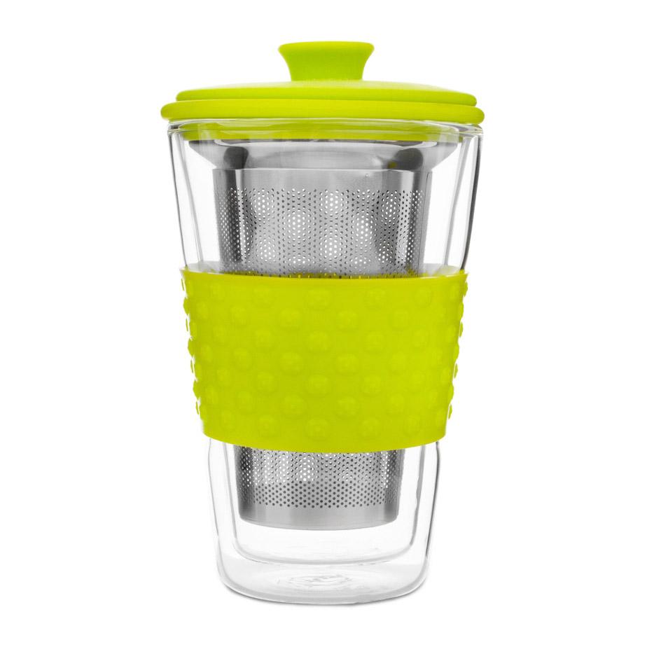 Кружка со съемным фильтром для заваривания чая Ibili 0,25 л