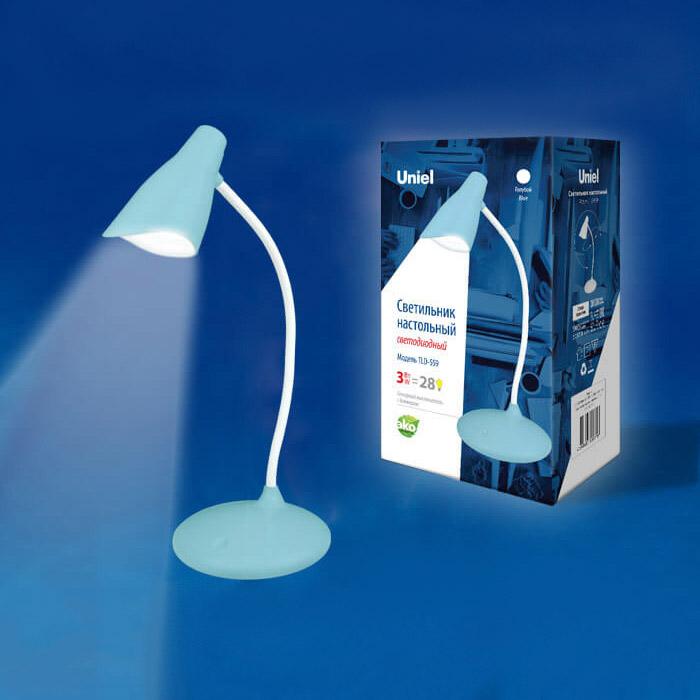 Светильник светодиодный Uniel led tld-559 3вт светильник накладной elina led 1 7вт 3вт алюминий черный