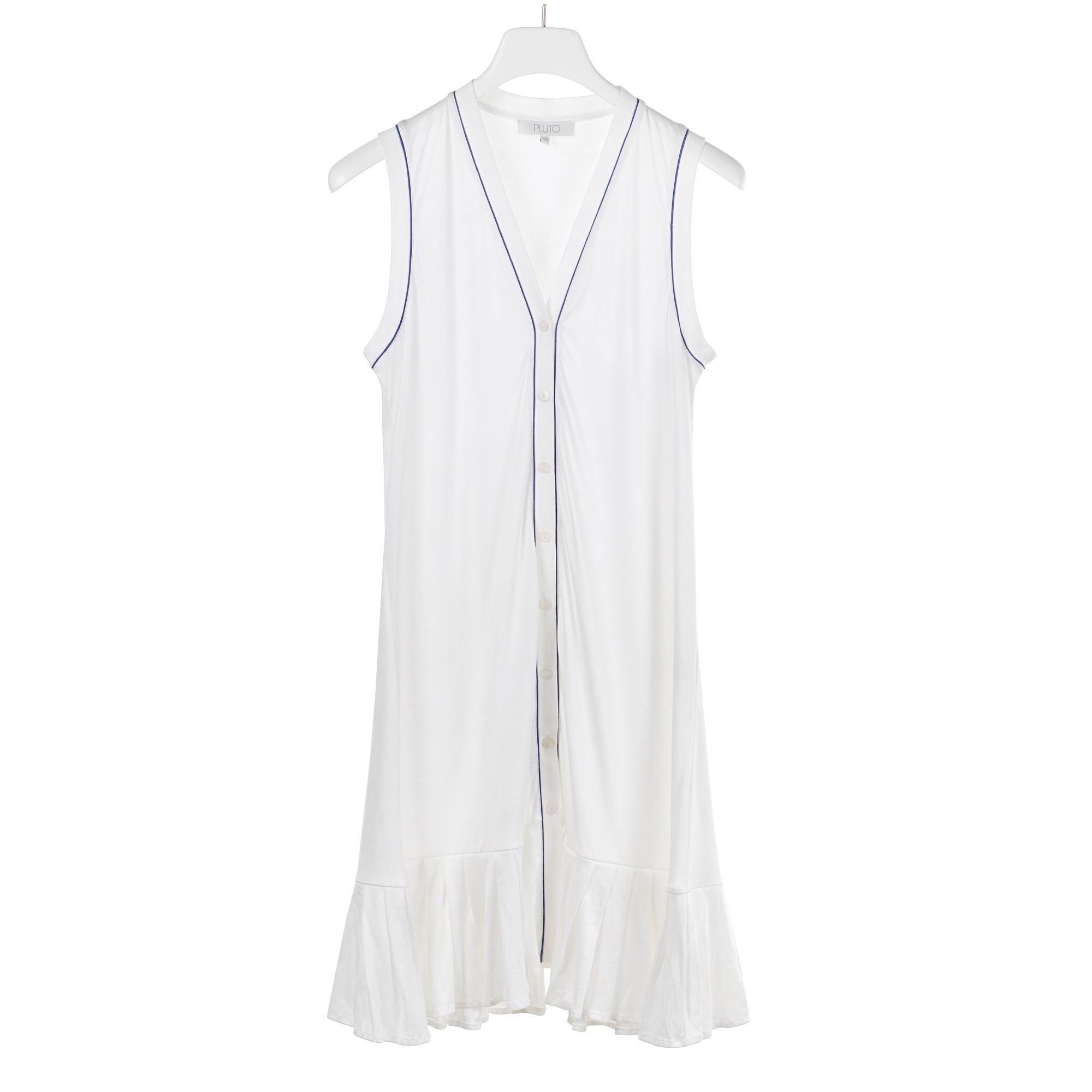 Платье женское для дома Pluto трикотажное S недорого