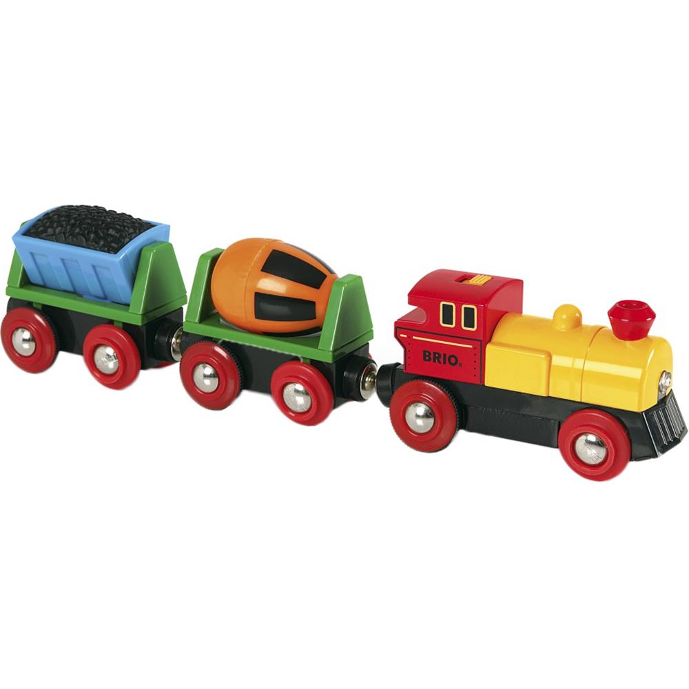 Игровой набор BRIO Товарный поезд 33319