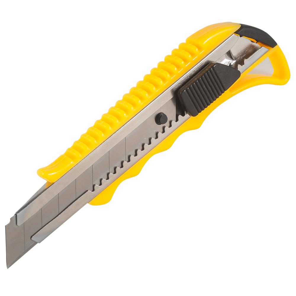 Фото - Нож обойный МастерАлмаз сегментный 18 мм нож мастералмаз для триммера 3 лезвия 230х25 4х1 4 мм 10505251