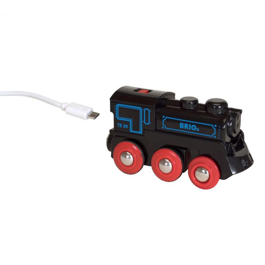Фото - Ретро-паровоз Brio с мини-USB 10 см россия паровоз с50