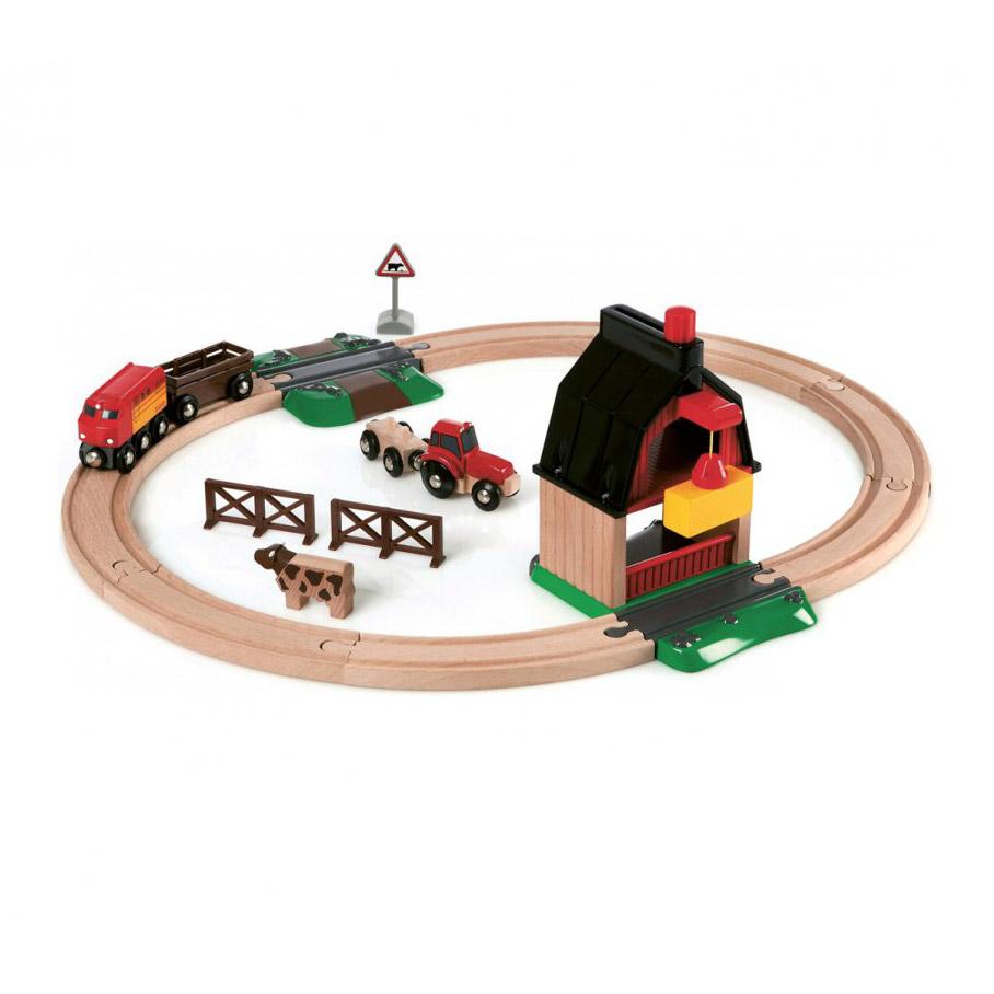Железная дорога Brio 55,5х52 см