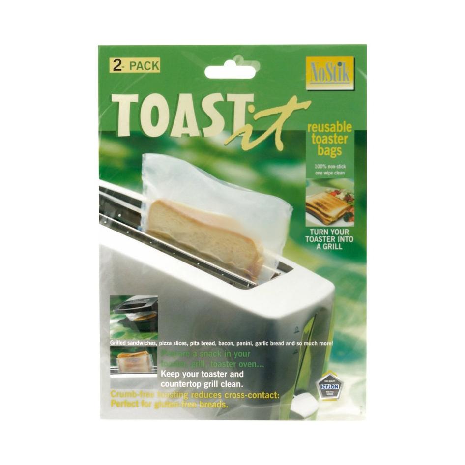 Пакеты для приготовления тостов NoStik 17,5х16 см фото