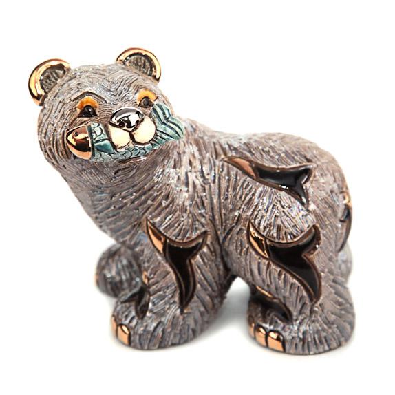 Статуэтка De Rosa Медведь гризли (F148)