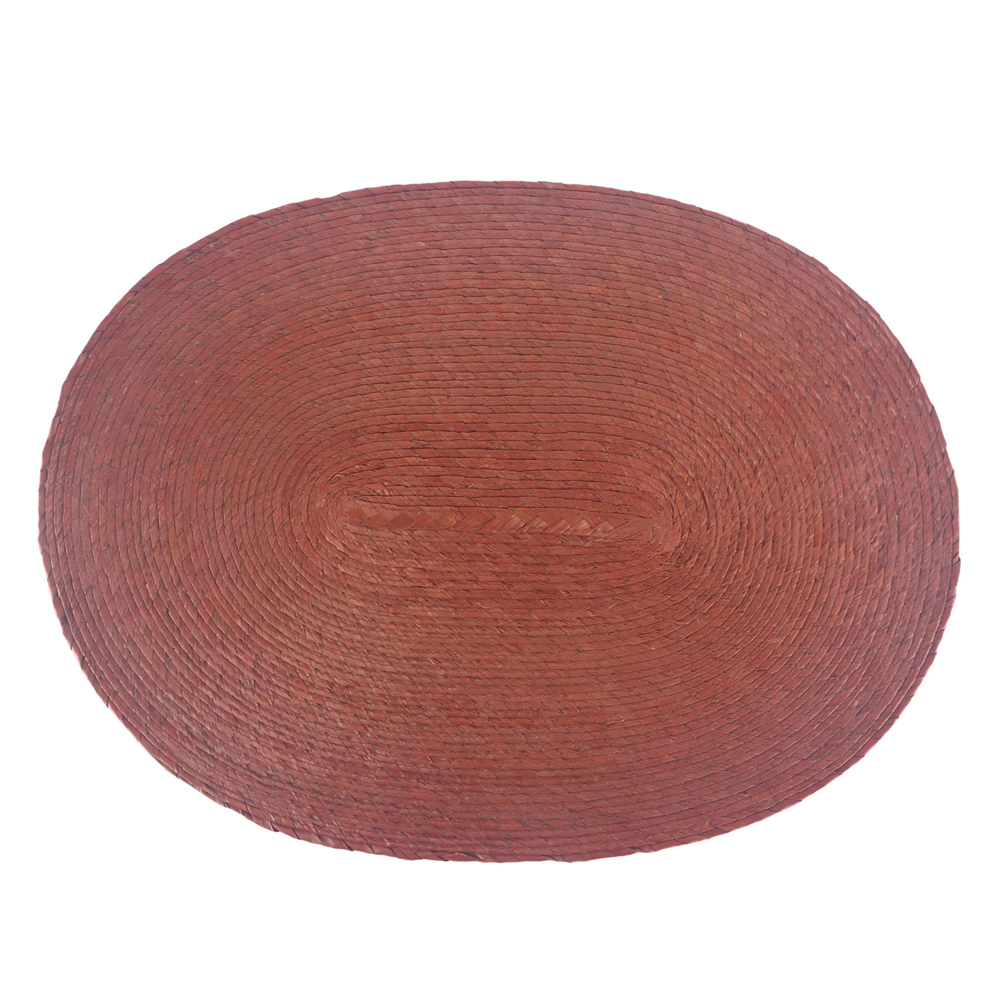 Фото - Салфетка овальная Asa selection 46х33 см коричневая салфетка под посуду asa selection tabletops 46x33 см