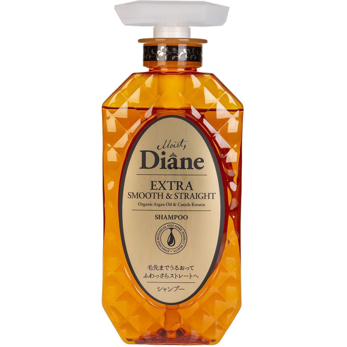 Купить со скидкой Шампунь Moist Diane Perfect Beauty кератиновый Гладкость 450 мл
