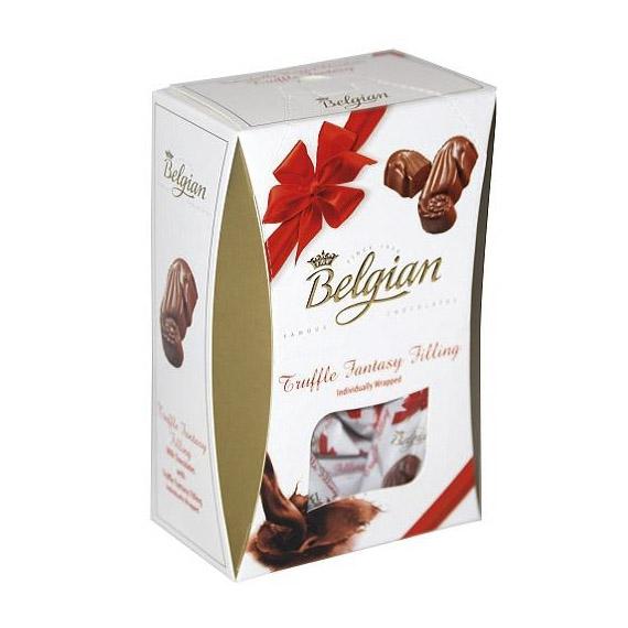 набор pergale шоколадных конфет из темного шоколада 187 г Ассорти шоколадных конфет Belgian Дары моря из молочного шоколада с трюфельной начинкой 135 г