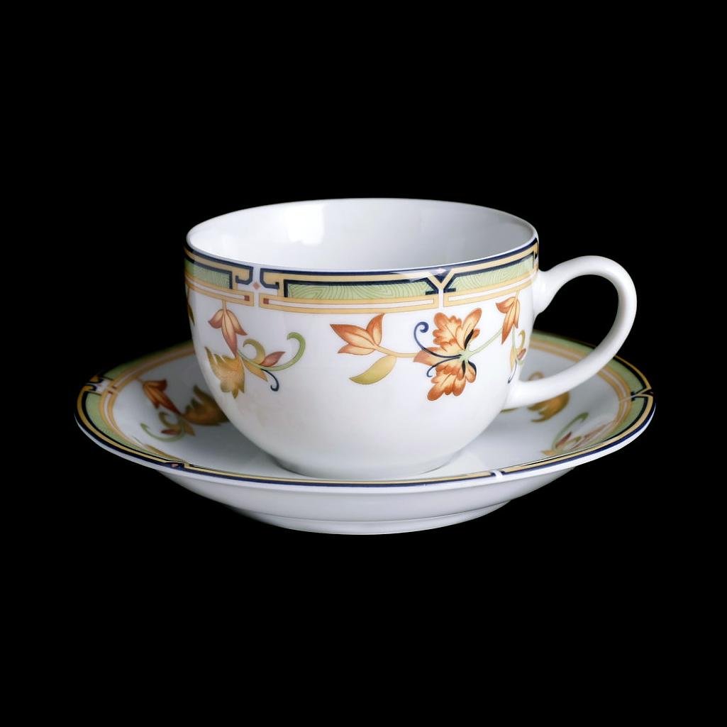 Чайная пара Tirschenreuth из 6 предметов Аутумн набор салатников tirschenreuth из 6 предметов колин