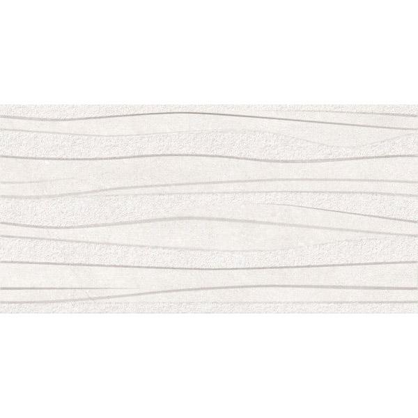 Плитка Vitra Newcon 3D Белый 30x60 см